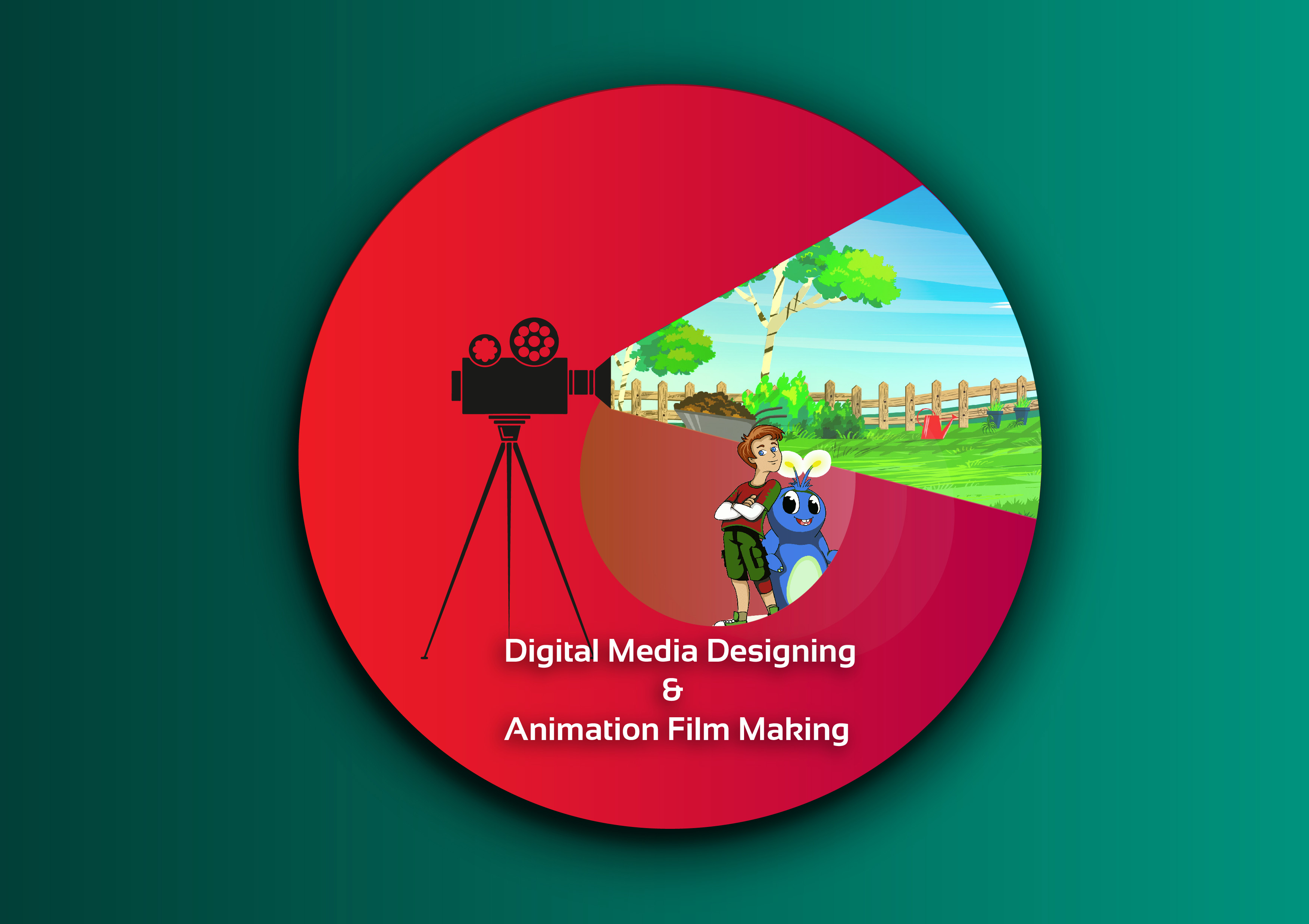 Advanced Diploma in Digital Media Designing and Animation Film Making