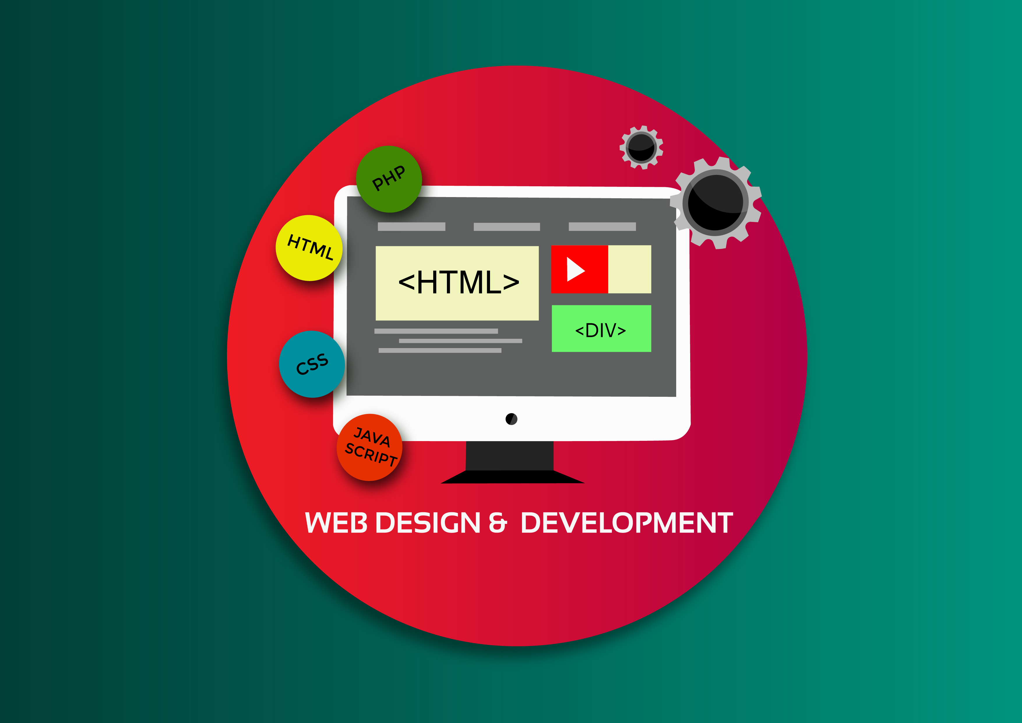 Professional Diploma In Web Design & Development